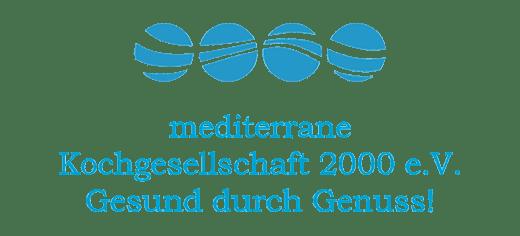 Mediterrane Kochgesellschaft Logo