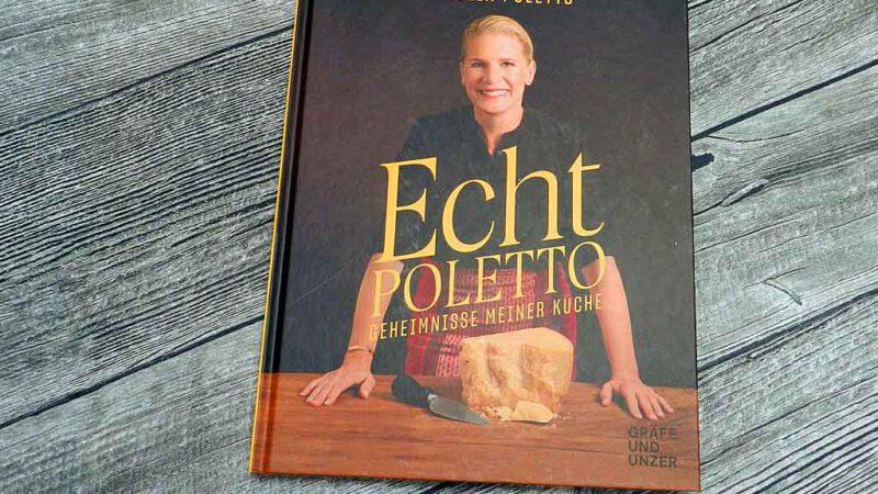 Cornelia Poletto bietet mediterrane Saisonküche.
