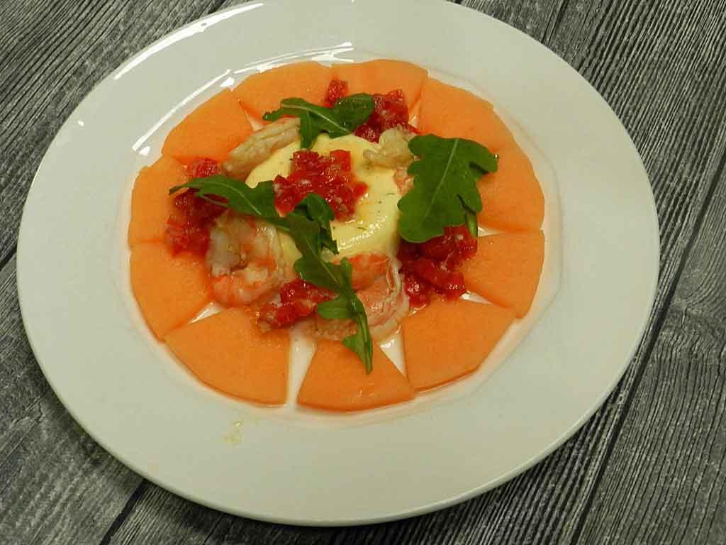 Mehr Vitamin D durch mediterrane Ernährung.