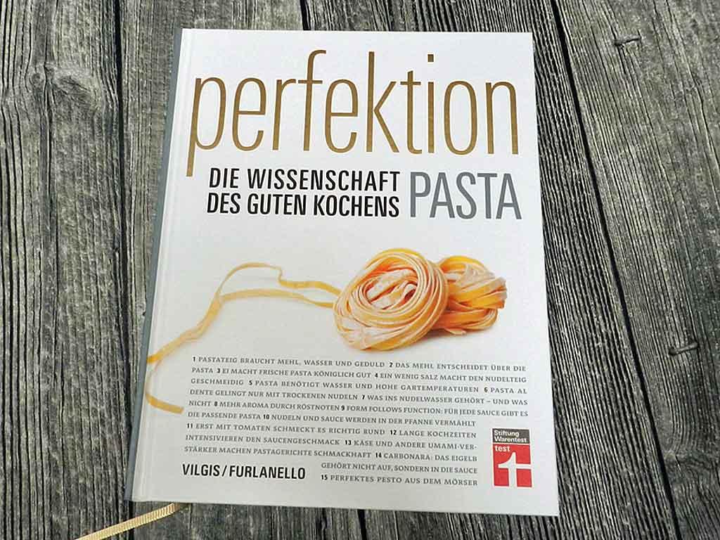 Passt perfekt: Perfektion Pasta.