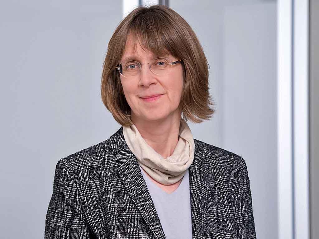 Dr. Susanne Weg-Remers vom KID.