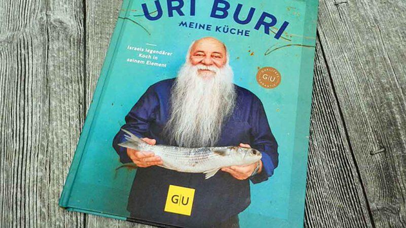 Uri Buri - unser Buch des Monats