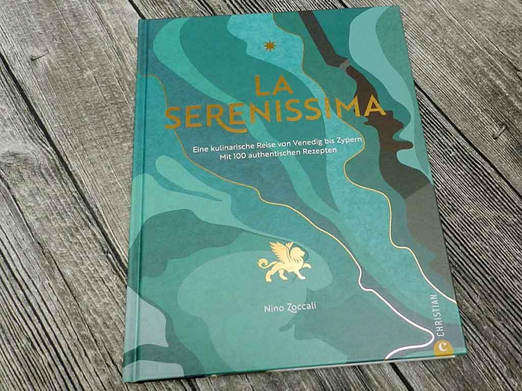 Auch zum Verschenken schön: La Serinissima.