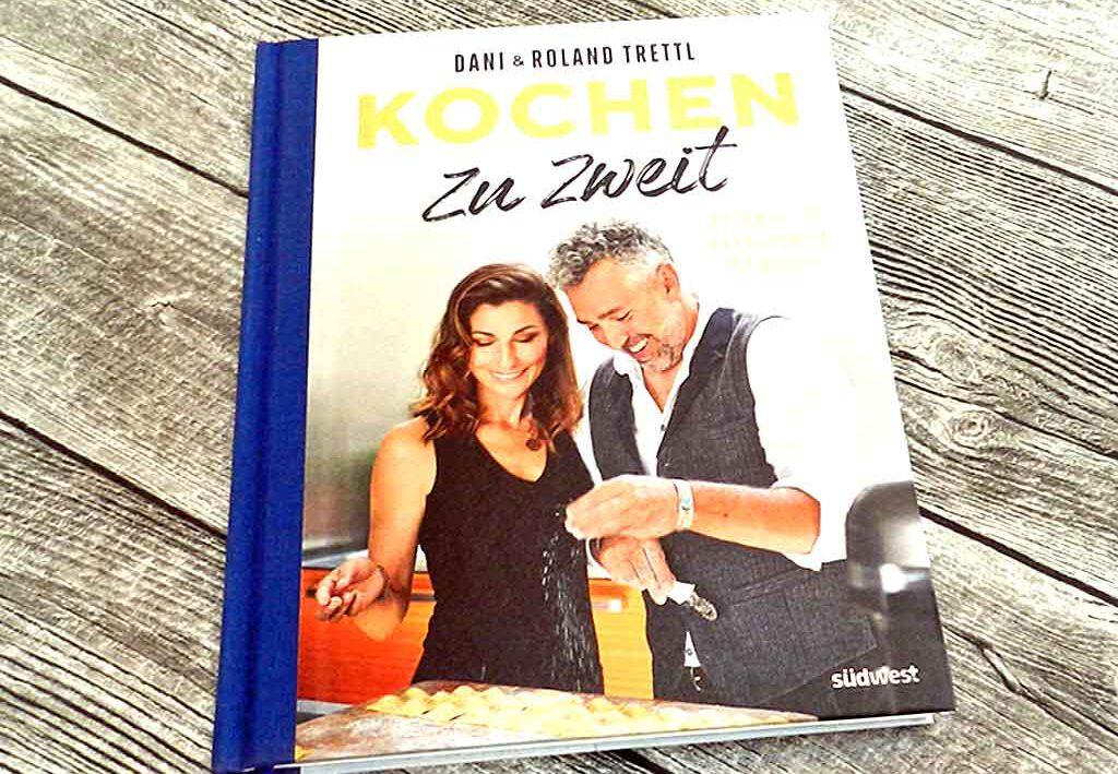 Dani und Roland Trettl kochen zu zweit.